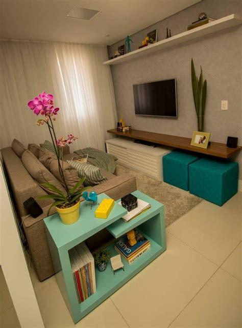 Tips para aprovechar el espacio en salones pequeños ...