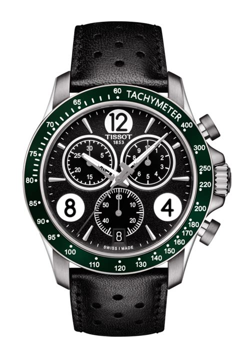 TISSOT V8 Quartz Chronograph   T1064171605700   Tissot ® UK