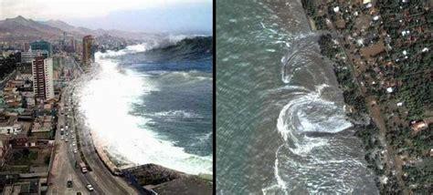 Titanes: Maremotos o Tsunamis