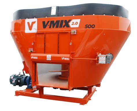 TMR stationary Vertical Mixer - Valmetal