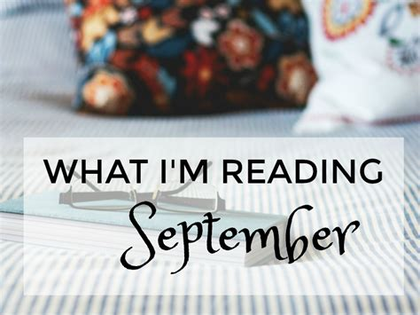 To & Fro: What I'm Reading: September