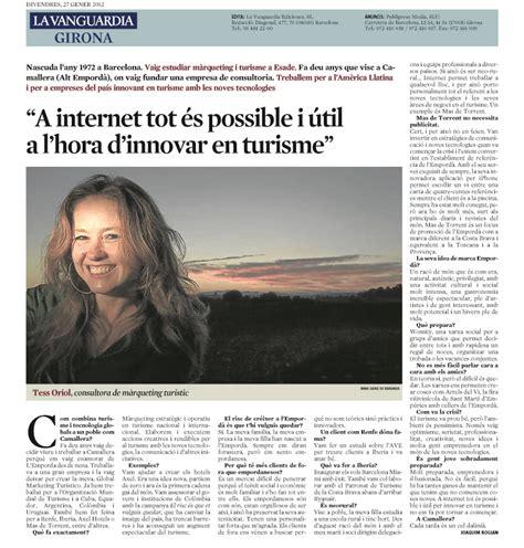 TOCK Projects » Entrevista a Tess Oriol en la Contra de La ...