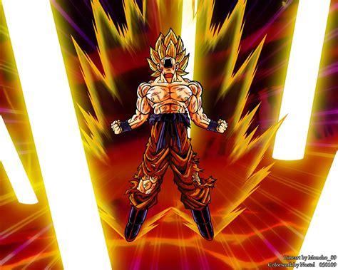 Todas las Fases de Goku y Vegeta (Fusiones) - Taringa!