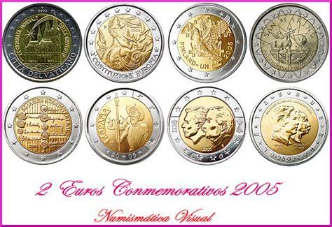 Todas las monedas de 2 euros conmemorativas 2005 ...