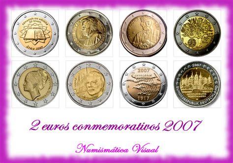Todas las monedas de 2 euros conmemorativas 2007 ...