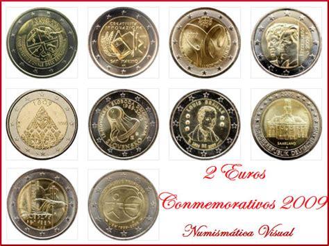 Todas las monedas de 2 euros conmemorativas 2009 ...