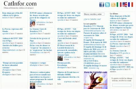 Todas las últimas noticias católicas en un mismo lugar ...