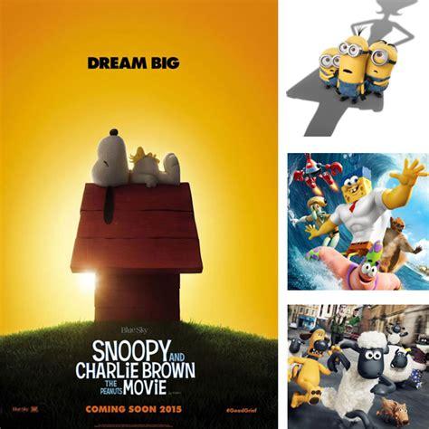 Todo el cine infantil para el 2015