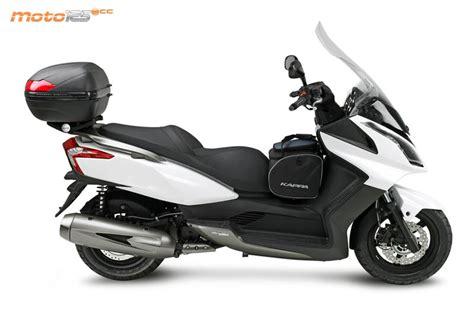 Todos los accesorios para Kymco SuperDink - Moto 125 cc