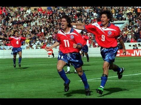 Todos los goles de Chile   Mundial Francia 1998   YouTube