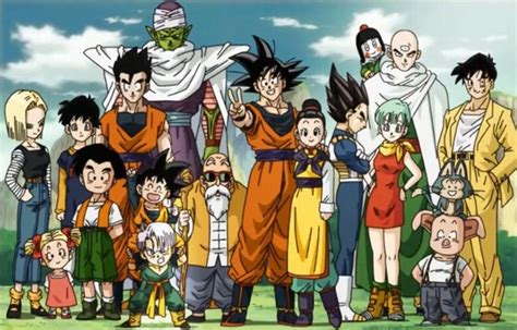 Toei Announces New  Dragon Ball  Series for July 2015 ...