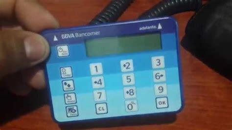 Token BBVA Bancomer - YouTube