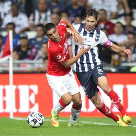 Toluca vs Monterrey en vivo 2017 Liga MX online futbol ...