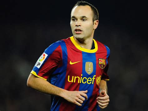 Tom Brady: Andres Iniesta Spanish Football Player
