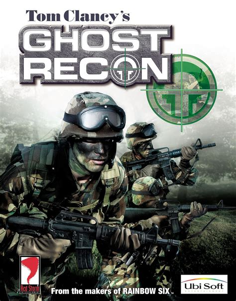 Tom Clancy's Ghost Recon  игра  — Википедия