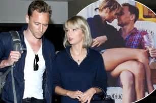 Tom Hiddleston and Taylor Swift make relationship super ...