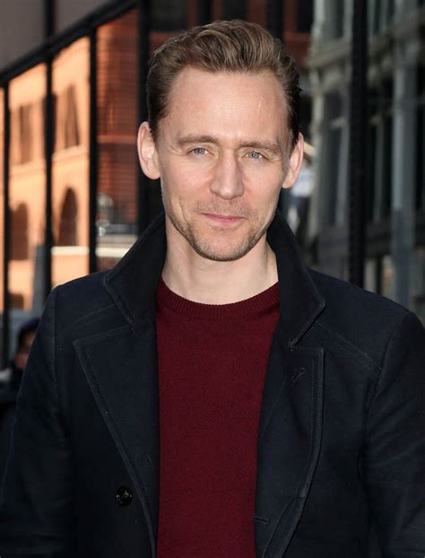 Tom Hiddleston gossip, latest news, photos, and video.