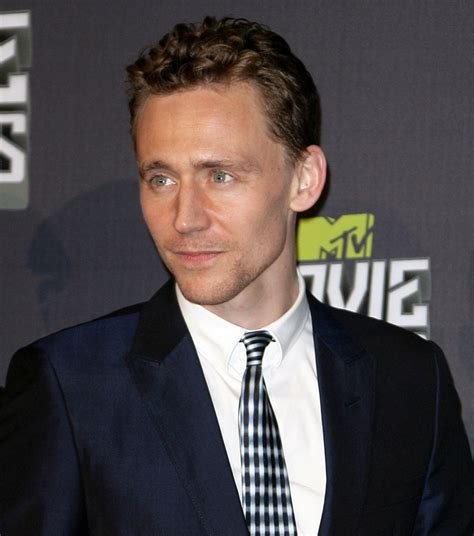 Tom Hiddleston Picture 61 - 2013 MTV Movie Awards - Press Room
