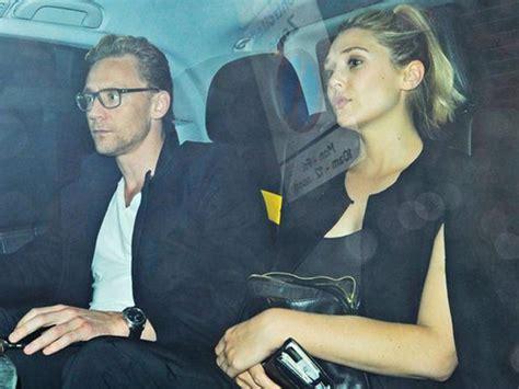 Tom Hiddleston y Elizabeth Olsen, la nueva pareja - Diario ...