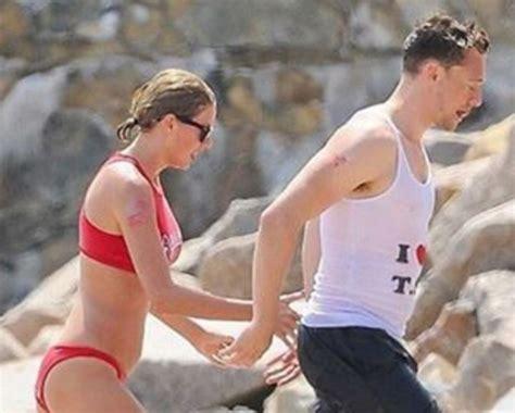 Tom Hiddleston y otras celebrities que se bañan vestidas ...