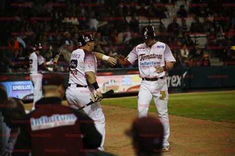 Tomateros vence otra vez al Águilas de Mexicali 5 por 4 en ...