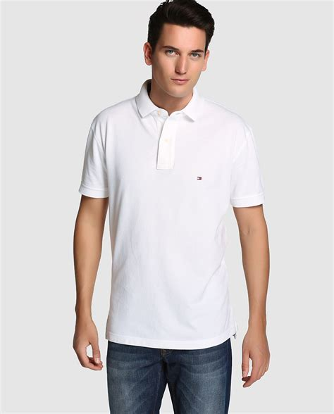Tommy Hilfiger Polo de hombre Blanco [A2849444] - €36.70 ...
