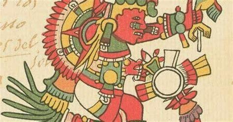 Tonatiuh | Mitología Universal