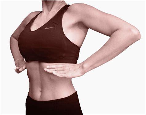 Tonificando con los abdominales hipopresivos en pocos días
