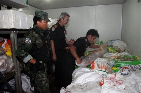 Tons of meat seized in Phuket beef smuggler raid