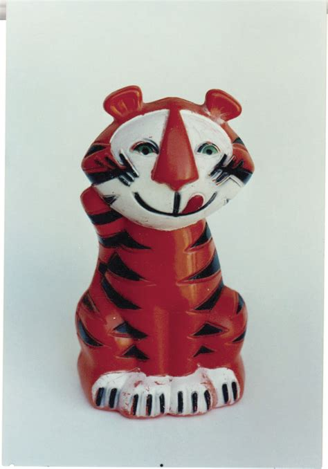 Tony the Tiger collectibles are great! | Columns ...