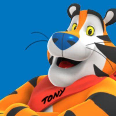 Tony the Tiger  @realtonytiger  | Twitter