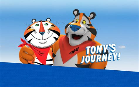 Tony The Tiger | www.pixshark.com   Images Galleries With ...