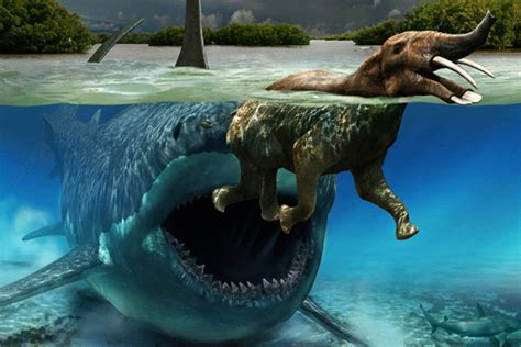 Top 10 de los animales más temibles de la prehistoria