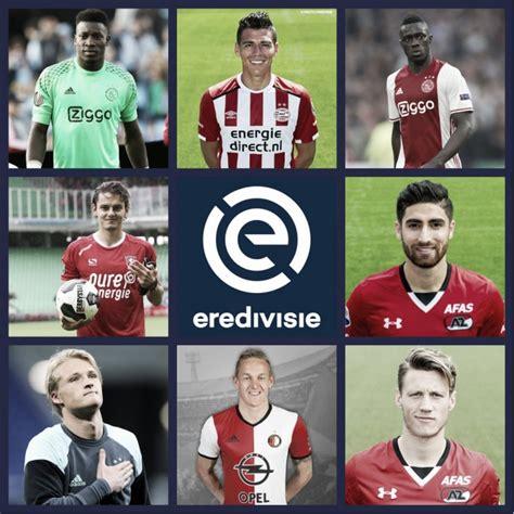 Top 10 de los mejores jugadores de la Eredivisie 2016/17 ...