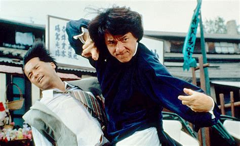 Top 10 Jackie Chan Movie Fight Scenes! - Kung-fu Kingdom