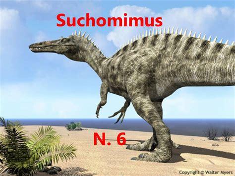 Top 10   Los Dinosaurios Carnivoros mas largos   HD ...
