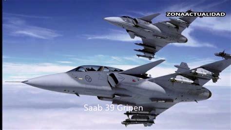 TOP 10 Mejores Aviones de Combate 2017   YouTube