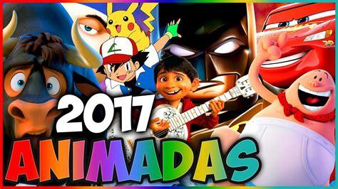 Top 10 Mejores Películas Animadas 2017   Películas para ...