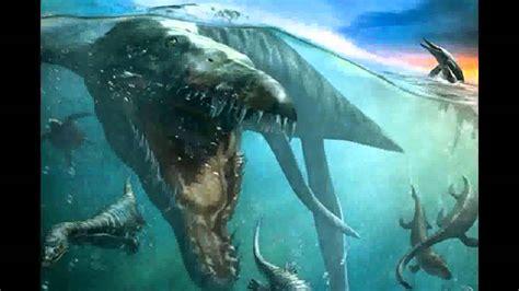 Top 10 Most Dangerous Prehistoric Marine Living Creatures ...