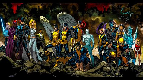 Top 10 most powerful X-men - YouTube