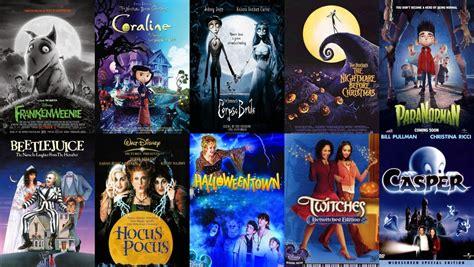 Top 10 películas de Halloween para niños Especial de ...
