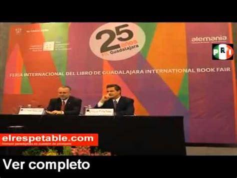 TOP 10 PENDEJADAS de Peña Nieto 2014 - YouTube