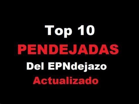 Top 10 Pendejadas de Peña Nieto - YouTube