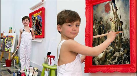 Top 10 Pintores Más Famosos Del Mundo   YouTube