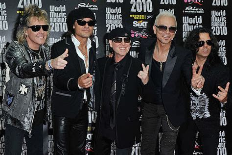 Top 10 Scorpions Songs