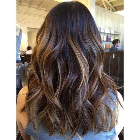 Top 20 Best Balayage Hairstyles for Natural Brown Black ...
