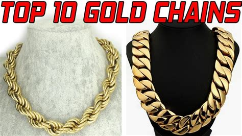 TOP 20 BEST & LATEST GOLD CHAIN DESIGNS for MEN | Gold ...