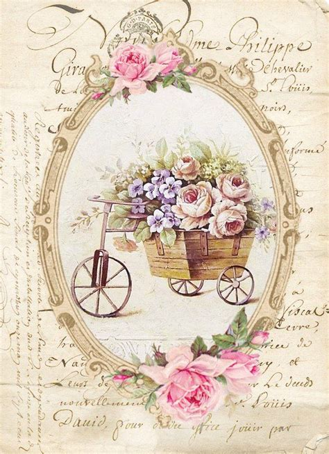 Top 25+ best Decoupage vintage ideas on Pinterest ...