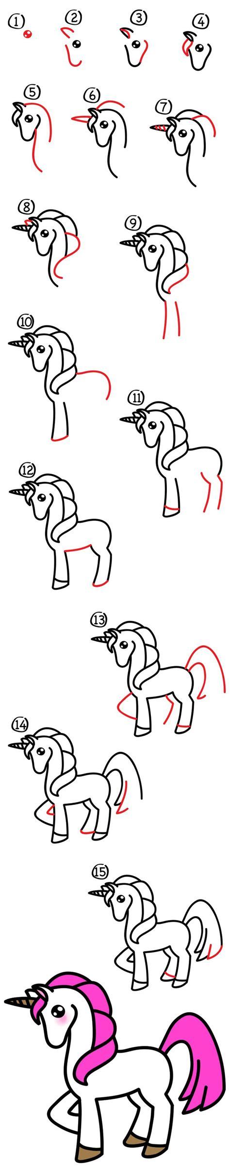 Top 25+ best Unicorn drawing ideas on Pinterest   Cute ...