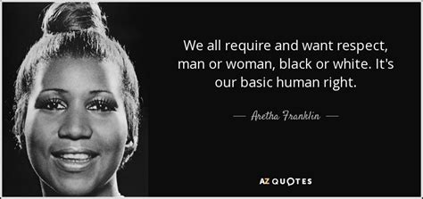 TOP 25 QUOTES BY ARETHA FRANKLIN (of 57) | A-Z Quotes